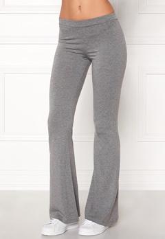 77thFLEA Cozensa trousers Dark grey melange Bubbleroom.eu