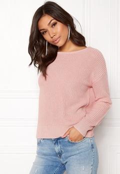 77thFLEA Damaris Sweater Dusty pink Bubbleroom.eu