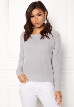 77thFLEA Damaris Sweater Light grey Bubbleroom.eu