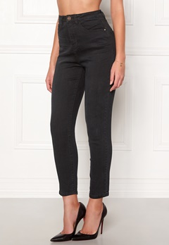 77thFLEA Felice high waist jeans Black Bubbleroom.eu