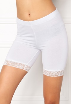 77thFLEA Juli short lace leggings White Bubbleroom.eu