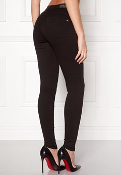 77thFLEA Miranda Push-up jeans Black Bubbleroom.eu