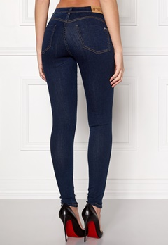 77thFLEA Miranda Push-up jeans Midnight blue Bubbleroom.eu