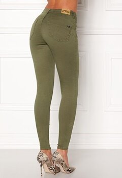 77thFLEA Miranda Push-up jeans Green Bubbleroom.eu