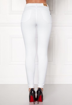 77thFLEA Miranda Push-up jeans White Bubbleroom.eu