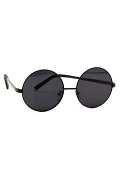 77thFLEA Roundie sunglasses Black Bubbleroom.eu