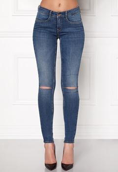 77thFLEA Vera superstretch jeans Medium blue Bubbleroom.eu