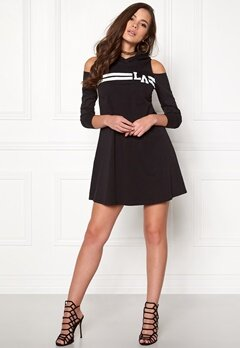 77thFLEA Kensington dress Black Bubbleroom.eu