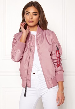 Alpha Industries MA-1 TT 397 S Pink Bubbleroom.eu