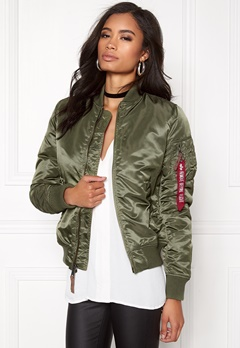 Alpha Industries MA-1 VF 59 S Green Bubbleroom.eu