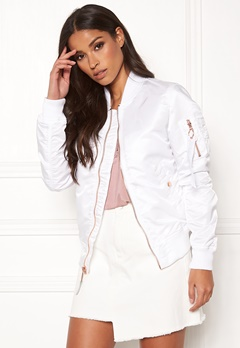 Alpha Industries MA-1 VF LW 09 White Bubbleroom.eu