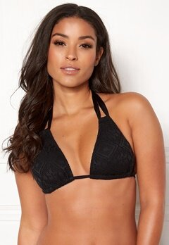 Dorina Aruba Triangle Bikini Top Black Bubbleroom.eu