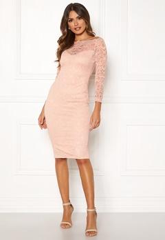 AX Paris Lace Off Shoulder Dress Mushroom Bubbleroom.eu