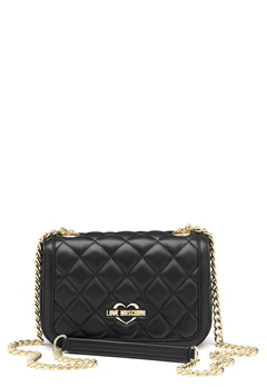 Love Moschino Bag With Chain 00B Black/Gold Bubbleroom.eu