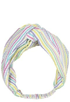 Becksöndergaard Multi Stripes Hairband 400 Yellow Bubbleroom.eu