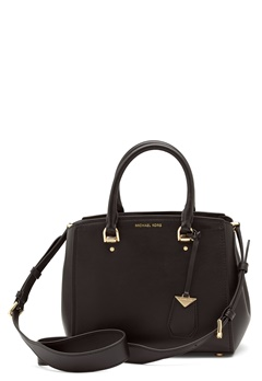 Michael Michael Kors Benning MD Messenger Black Bubbleroom.eu