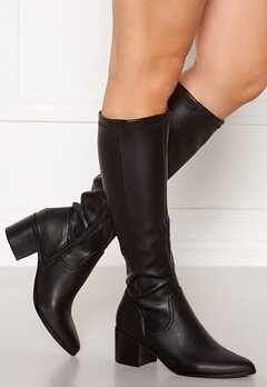 Bianco Abbie Long Boot 100 Black Bubbleroom.eu
