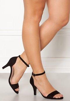 Bianco Adore Basic Sandal 101 Black Bubbleroom.eu