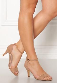 Bianco Adore Basic Sandal 271 Nougat Bubbleroom.eu