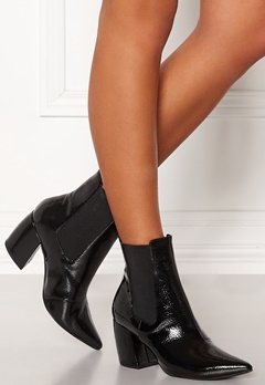 Bianco Candy Flared Boot 103 Black Bubbleroom.eu