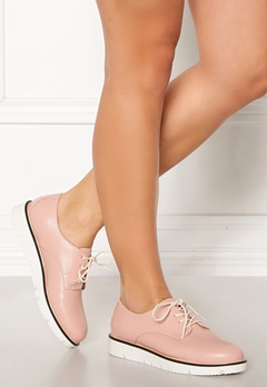 Bianco Laced Up Shoe 46 Rose Bubbleroom.eu