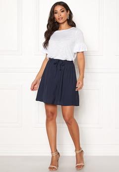 VERO MODA Boca NW Short Skirt Navy Blazer Bubbleroom.eu