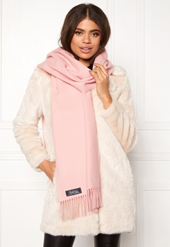 Boomerang Farsta Wool Scarf Pink Lilly Bubbleroom.eu