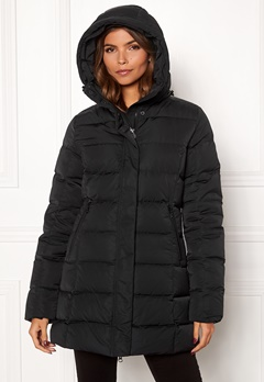 Boomerang Siri Down Jacket Black Bubbleroom.eu