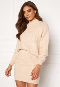 BUBBLEROOM Aisha knitted sweater Cream Bubbleroom.eu