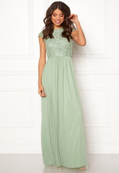BUBBLEROOM Ariella prom dress Light green Bubbleroom.eu