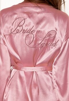 BUBBLEROOM Aylin Robe Dusty pink Bubbleroom.eu