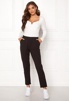 BUBBLEROOM Bonita soft suit pant Black Bubbleroom.eu