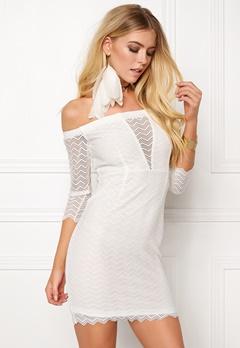 BUBBLEROOM Brandy lace dress White Bubbleroom.eu