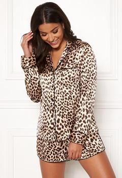 BUBBLEROOM Brenda pyjama set Leopard Bubbleroom.eu