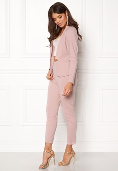 BUBBLEROOM Brienne blazer Dusty pink Bubbleroom.eu