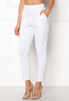 BUBBLEROOM Brienne trousers White Bubbleroom.eu
