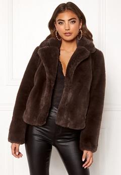 BUBBLEROOM Claudia faux fur jacket  Bubbleroom.eu