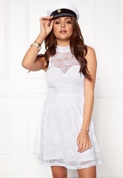 BUBBLEROOM Cleo lace dress White Bubbleroom.eu