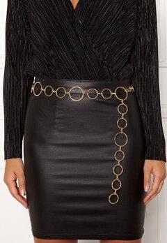 BUBBLEROOM Ella chain belt Gold Bubbleroom.eu