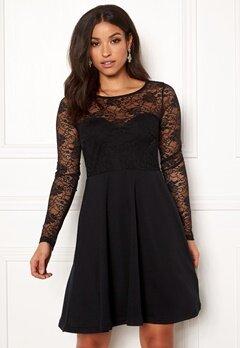 BUBBLEROOM Grace lace dress Black Bubbleroom.eu