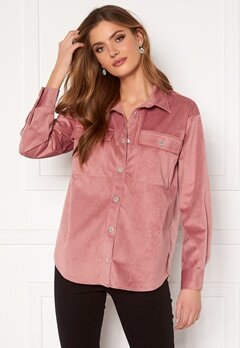 BUBBLEROOM Jila oversized shirt  Pink Bubbleroom.eu