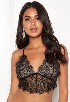 BUBBLEROOM Lene lace bra Black / Beige Bubbleroom.eu