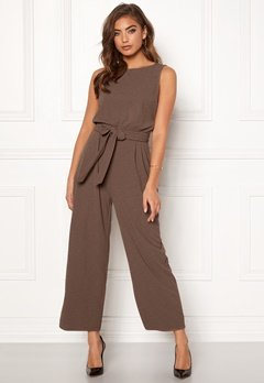 BUBBLEROOM Lotta jumpsuit Light brown Bubbleroom.eu