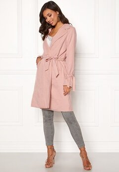 BUBBLEROOM Luna Coat Dusty pink Bubbleroom.eu