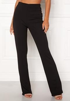 BUBBLEROOM Marianna comfy suit trousers Black Bubbleroom.eu