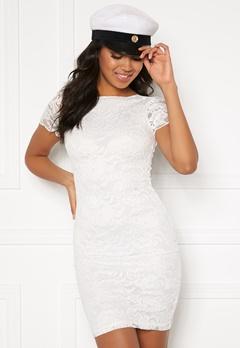 BUBBLEROOM Marjo lace dress White Bubbleroom.eu