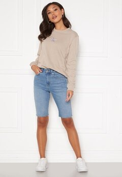 BUBBLEROOM Marnie denim shorts Light denim Bubbleroom.eu