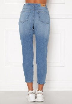 BUBBLEROOM Melinda mom jeans  Light denim Bubbleroom.eu