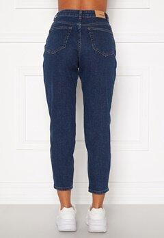 BUBBLEROOM Melinda mom jeans  Dark denim Bubbleroom.eu