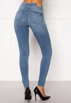 BUBBLEROOM Miranda Push-up jeans Light blue Bubbleroom.eu